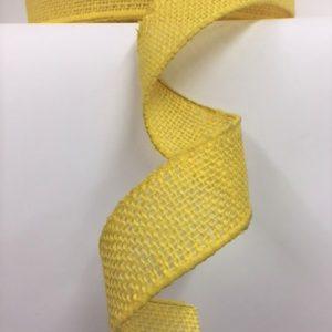 Burlap DAffodil